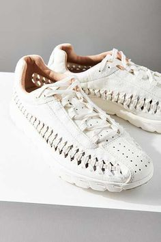 huge discount 54fef ca788 Nike Mayfly Woven Sneaker White Sneakers, White Shoes, Sneakers Nike, Nike  Trainers,