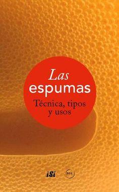 recetas de espumas de El Bulli