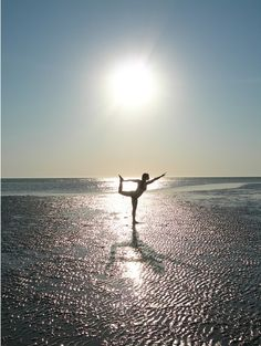 ocean love and yoga