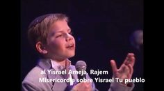 Rajem Misericordia/Mordechai Shapiro-Yaakov Shwekey/Subtitulos בֶּן-יוֹס...gr8 vocals by both singers. it's a rather somber song asking 4 G-d's mercy on the world. rachem means mercy.