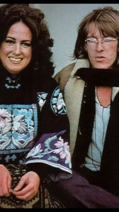 ♡♥Grace Slick with Paul Kantner had a daughter together in 1971 and named her China♥♡