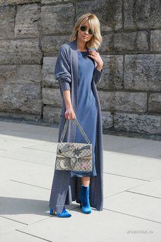 Fashion Trends for Women Over 50 - Fashion Trends Casual Outfits, Fashion Outfits, Fashion Trends, Layered Fashion, Designer Evening Dresses, Over 50 Womens Fashion, Casual Street Style, Kimono Fashion, Plus Size Fashion