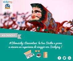 #SlowSicily Asterisk ed. promuove la cultura del viaggio responsabile attraverso Gente in viaggio e il suo partner Sicilying con un content game per chi ama viaggiare