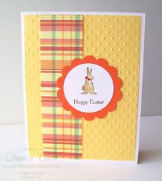 Easter card - so simple
