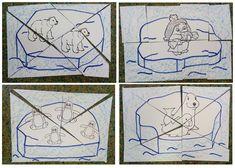 poznáváme polární zvířátka Art, Pictures, Art Background, Kunst, Performing Arts, Art Education Resources, Artworks