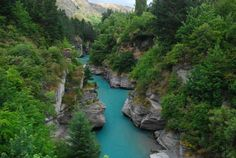 Shotover River, New Zealand | 30 Sights That Will Give You A Serious Case Of Wanderlust