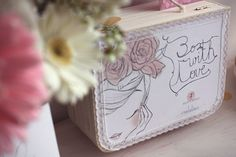 Box with love - St valentin