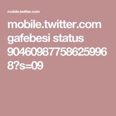 mobile.twitter.com gafebesi status 904609877586259968?s=09