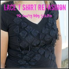 refashioning t shirts | July 11, 2012 By: Katie 14 Comments