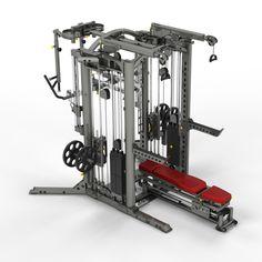 X9 Evolution Hybrid Gym – BodyForce Home Gym Equipment, No Equipment Workout, Gym Gear, Workout Gear, Lifting Platform, Dream Gym, Multi Gym, Gym Room At Home, Smith Machine