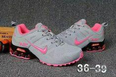 c31b502d97b9 Womens Nike Air Shox Ultra 2019 Wolf Grey Pink Footwear Nike Air Shoes