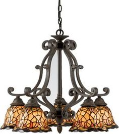 Quoizel Tiffany Collections - Call Brand Lighting Sales 800-585-1285 to ask for your best price!
