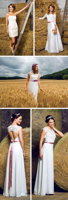 Colors of Love & OUI kisui 2016   Wedding dress and Weddings