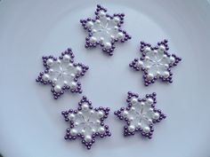 Christnas ornament star/snowflake...