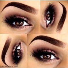 Beauty How to do classic smokey eye makeup look tutorial?