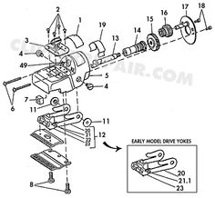 M00390M JUNIOR BENCH EXTRACTOR REPLACEMENT MANUAL ~$5 it