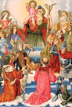Oracion a los 14 Santos Auxiliadores Contra La Traicion, Malas Lenguas, Envidias, Enemigos