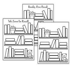 Bullet Journal Bookshelf, Books To Read Bullet Journal, Book Journal, Journal Ideas, Reading Record, Reading Logs, Readers Notebook, Readers Workshop, Treasures Reading