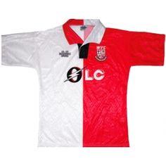 055083bd3 1994-95 Woking Home Shirt  BNIB  M Vintage Football Shirts