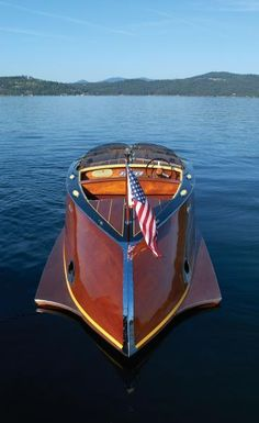 "Torpedo - StanCraft Custom Built Wooden Boats - ""A Passion for the Past"""