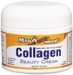 Mason Natural Collagen Beauty Cream 2 oz (Pack of 2)Anti Aging Skin Care Health #MasonNatural