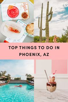 Last week I hopped on a flight to Arizona to check out the best spas in Phoenix, and fell in love with the local restaurants, giant cacti, jaw-dropping pools, and lush farms in the desert. The weather may have hit the triple digits during the visit but it was surprisingly cool in the shade versus the hot humidity in Austin. If you don't already follow me on Instagram, #kokovisitsphoenix has all the live coverage.