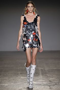 Au Jour Le Jour Spring 2016 Ready-to-Wear Collection - Vogue
