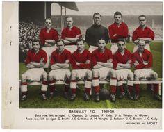 #BarnsleyFC 1949-50