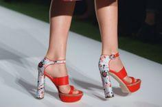 #Mulberry, la collezione di #scarpe primavera/estate 2014 (FOTO)