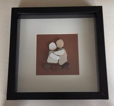 """""""Couple in love"""" (sea ceramic)"""