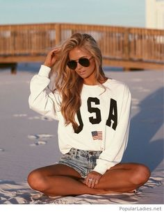 Nice USA blouse