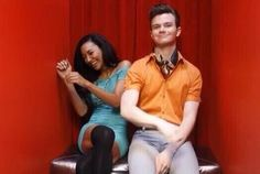 Naya and Chris