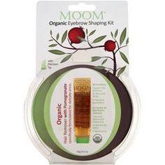 MOOM Organic Eyebrow Shaping Kit 18 grams