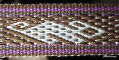 andean pebble weave by laverne waddington