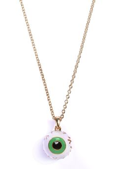 Eyeball Necklace: http://shop.nylonmag.com/collections/whats-new/products/eyeball-necklace #NYLONshop