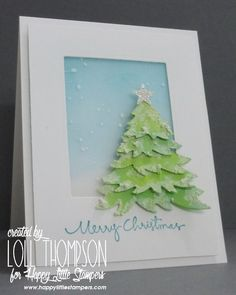 Stamping with Loll: Love the Tree...