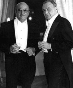 F Sinatra & Jilly Rizzo
