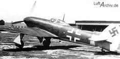 Hawker Typhoon 1a ex SA-1 486 (NZ) Sqn given call-sign T9+GK n German Markings