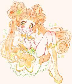 埋め込み Cute Anime Chibi, Kawaii Anime Girl, Kawaii Art, Anime Art Girl, Pretty Drawings, Kawaii Drawings, Pretty Art, Cute Art, Character Art