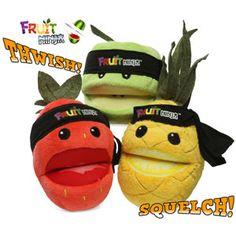 Fruit Ninja Plush w/ Sound