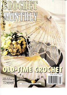 Crochet Monthly Number 189 - Lita Z - Álbuns da web do Picasa...FREE MAGAZINE!