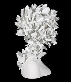 sculpture porcelaine Juliette Clovis