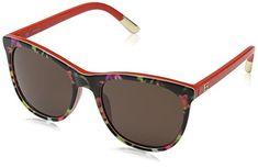 Escada Women's SES349  Wayfarer Sunglasses