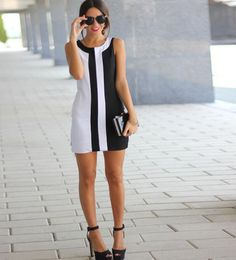 5 Dress Styles That Will Make You Look Thinner. While particular ladies wear products you see on the runway might look terrific on models, they might not look great on every woman. Summer Dresses 2017, Casual Summer Dresses, Summer Dresses For Women, Summer Clothes, Fashion Outfits, Womens Fashion, Fashion Ideas, Fashion Beauty, Ladies Fashion