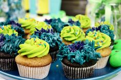 Erin's scary Monsters Inc. third birthday | CatchMyParty.com