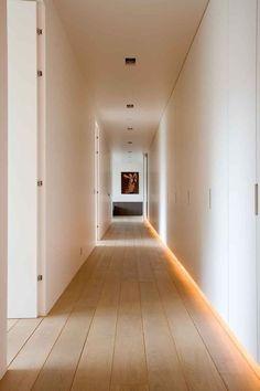 Doors, cans, walls, etc Interior Architecture, Interior And Exterior, Interior Design Living Room, Interior Decorating, Minimalist Home, Contemporary Interior, Interior Inspiration, New Homes, House Design