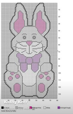 EASTER BUNNY by KATHY