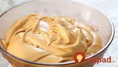 Fantastický karamelový krém len z2 surovín!