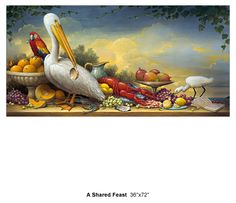 A Shared Feast by Kevin Sloan