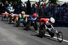 2012 London Paralympics - Day 11 - Athletics Marathon